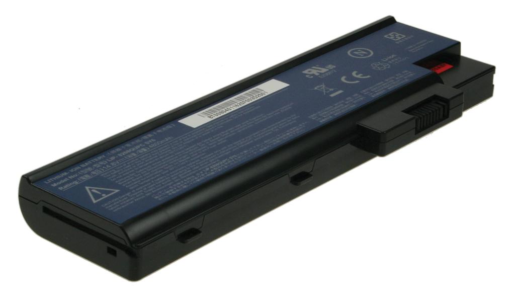 Bild av Laptop batteri BT.00803.017 för bl.a. Acer Aspire 5670, TravelMate 4670 - 4800mAh - Original Acer