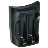 Dubbelladdaradapter - för AA och AAA-batterier