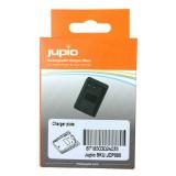 Adapter Dubbelladdare - till Panasonic CGA-DU06, CGA-DU07 och CGA-DU12 batterier