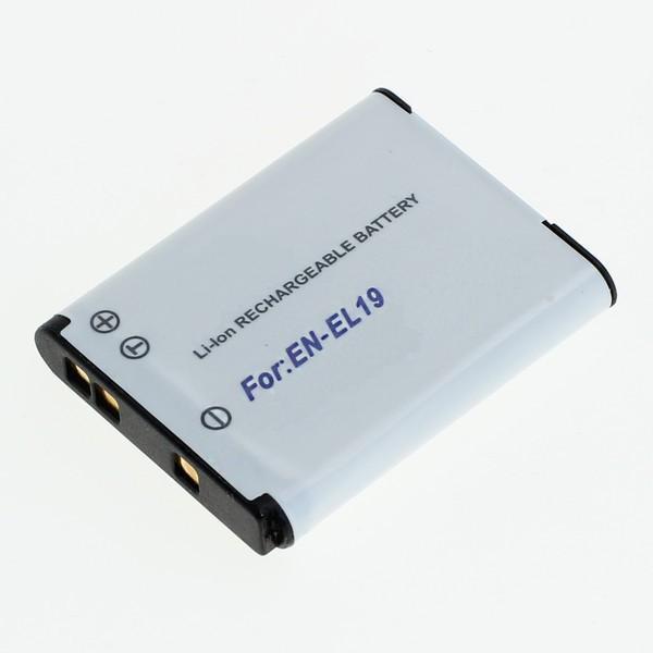 Kamerabatteri till Nikon Coolpix S4300