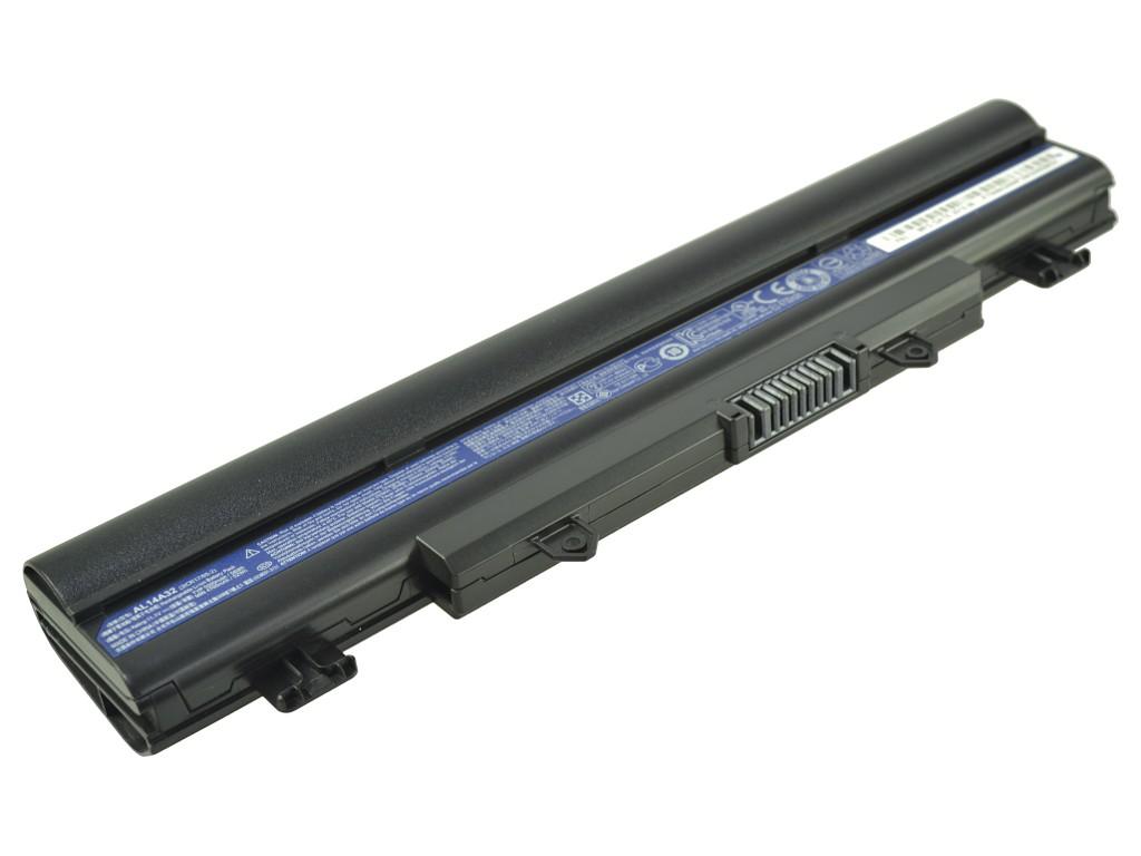 Bild av Laptop batteri AL14A32 för bl.a. Acer Aspire E5-411 (AL14A32) - 4700mAh - Original Acer