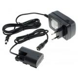 Nätadapter ACK-E6 till Canon - plus dummy-batteri