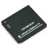 KamerabatteriDMW-BCK7 till Panasonickamera
