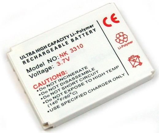 Batteri till Nokia 3310