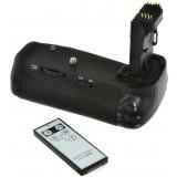 Jupio Batterigrepp BG-E14 för Canon EOS 70D och EOS 80D + Remote