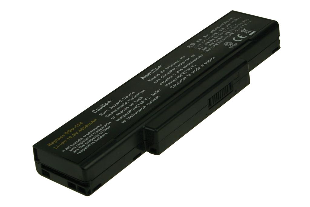 Bild av Laptop batteri SQU-528 för bl.a. LG F1 (SQU-524, SQU-528) - 5200mAh