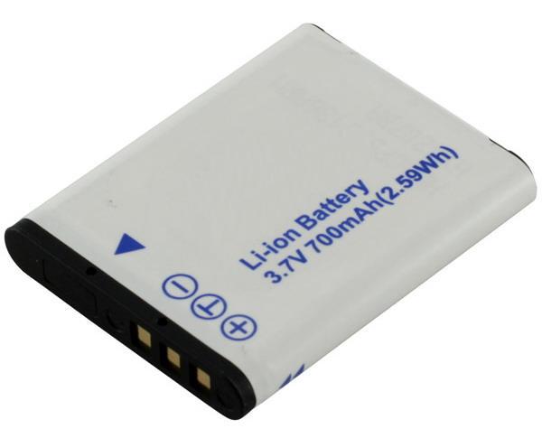Kamerabatteri VW-VBX070 till Panasonic video kamera