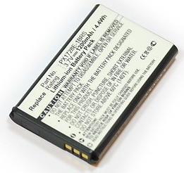 Kamerabatteri PX1728E till Toshiba Camileo P20, P100 och B10